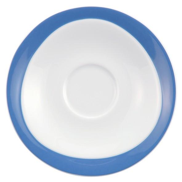 Frühstück-Untere 17,5cm Trio blau