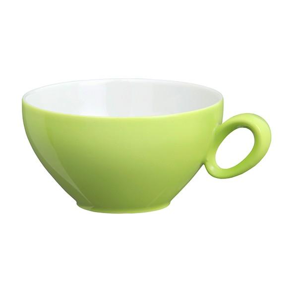 Tee-Obere 0,14l Trio apfelgrün