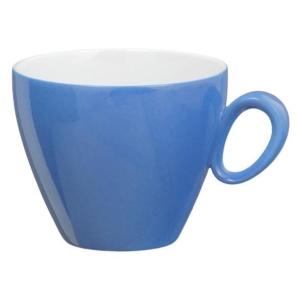 Kaffee-Obere 0,23l Trio blau