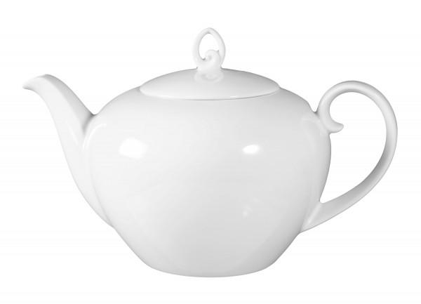 Rondo/Liane weiß Teekanne 6Pers