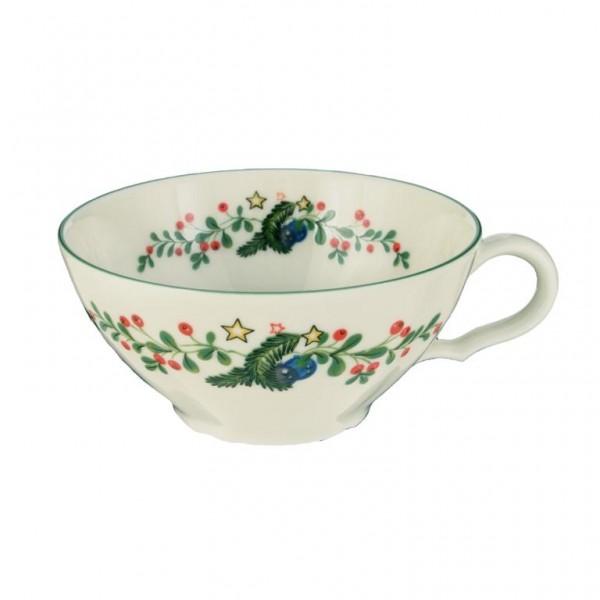 Obere zur Teetasse 0,14L Weihnachten 43607