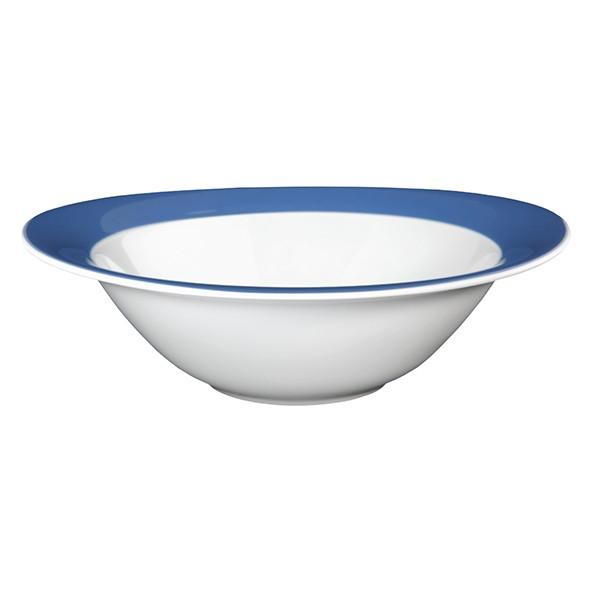 Schüssel, 21cm, Trio blau