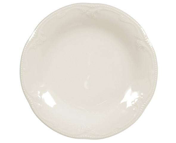 Rubin cream Brotteller 17 cm