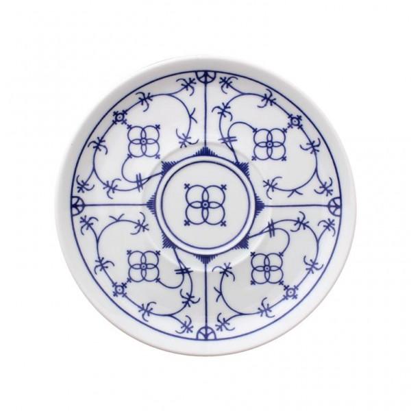 Friesen-Tee-Untere 13cm Indischblau