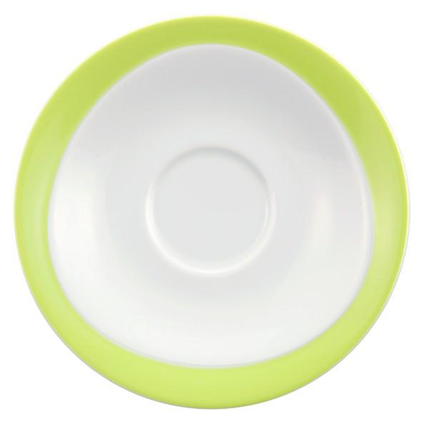 Frühstück-Untere 17,5cm Trio apfelgrün