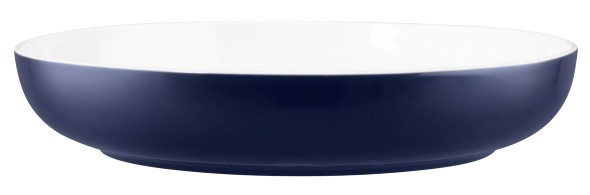 Life Molecule Denim Blue Foodbowl 28cm