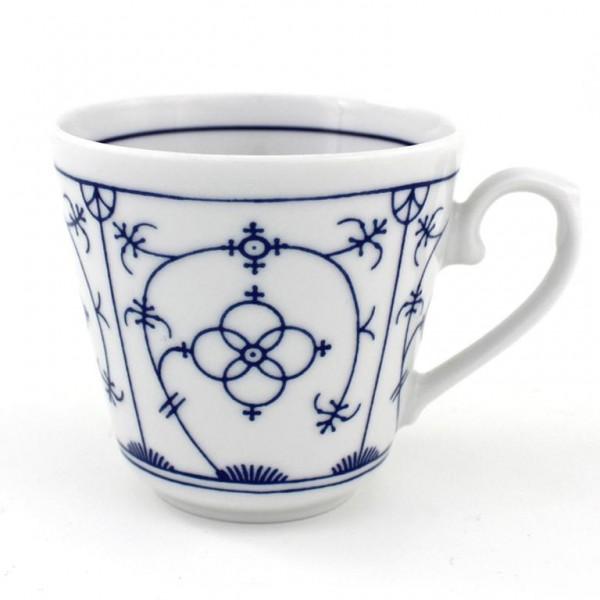 Kaffee-Obere 0,2l konisch Indischblau