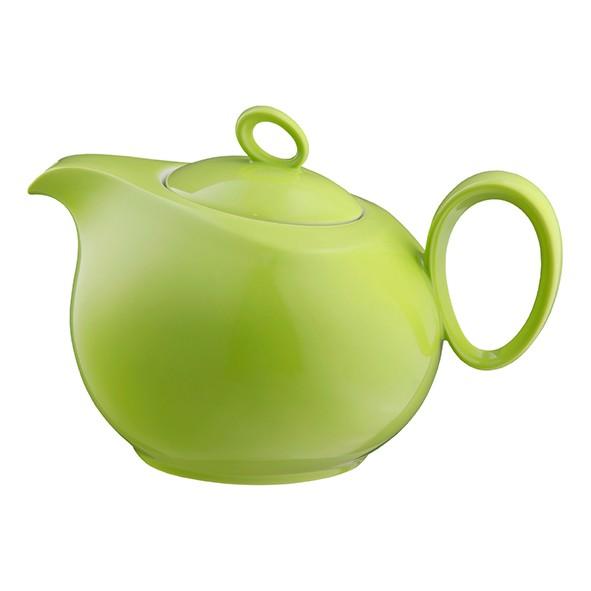 Teekanne 6 Personen Trio apfelgrün
