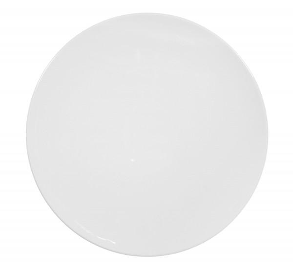 Rondo/Liane weiß Tortenplatte 30cm