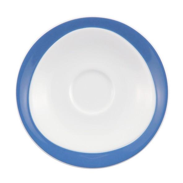Mocca-Untere 13cm Trio blau