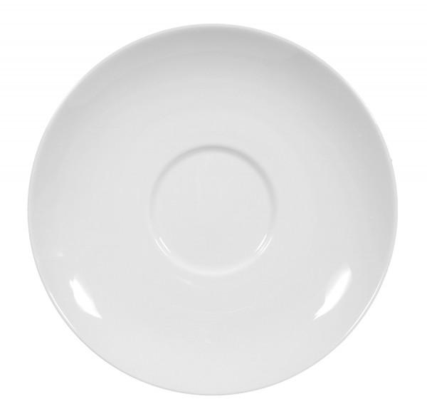 Rondo/Liane weiß Frühstücks Untere 16cm