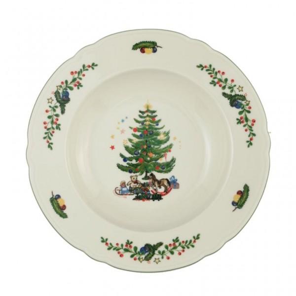 Suppenteller 23cm Weihnachten 43607