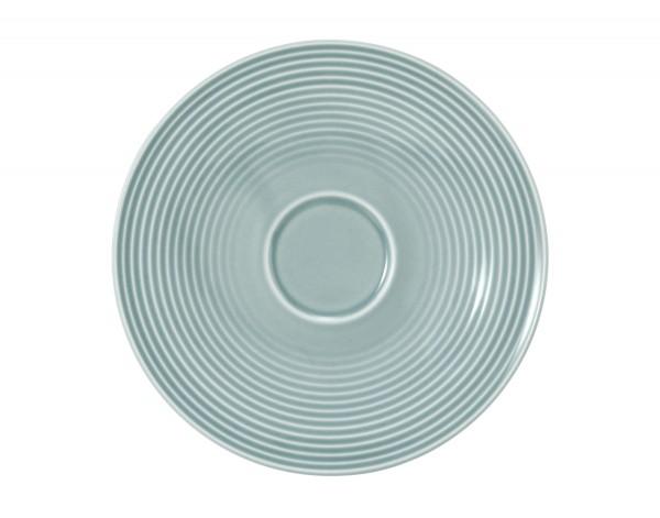 Beat Arktisblau Kombi-Untertasse 16,5cm