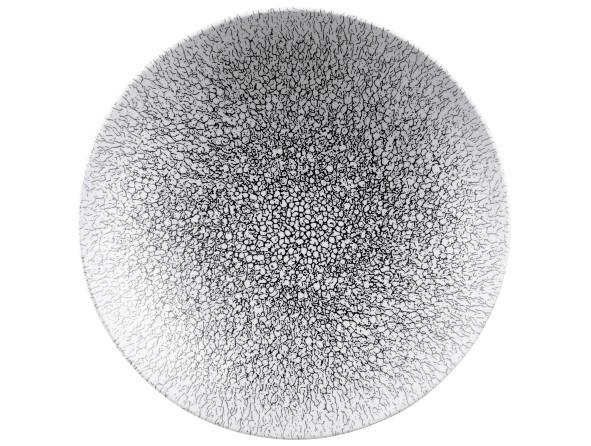 Life Molecule Phantom Black Light Pasta-/Suppenteller 23cm