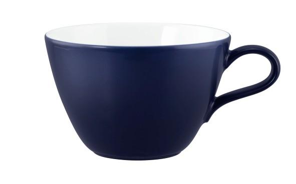 Life Molecule Denim Blue Milchkaffeeobere 0,37l