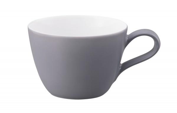 L Fashion elegant grey Kaffeeobertasse 0,24l