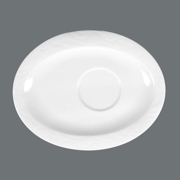 Untere oval 19 cm Allegro Uni