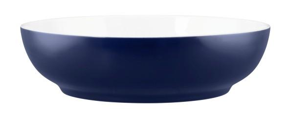 Life Molecule Denim Blue Foodbowl 25cm