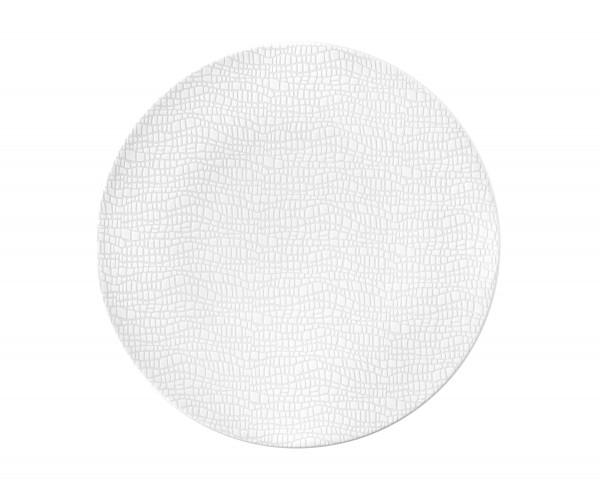 L Fashion luxury white Frühstücksteller 22,5cm