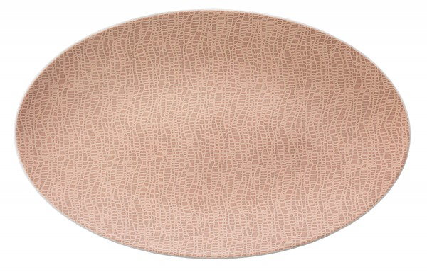 Life Fashio posh rose Servierplatte oval 40x26 cm