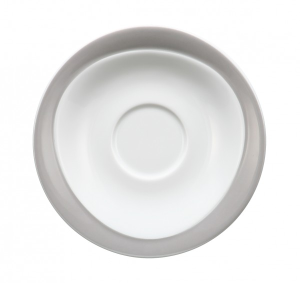 Frühstück-Untere 17,5cm Trio steingrau