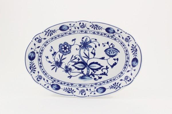 Platte oval 32cm Romantika
